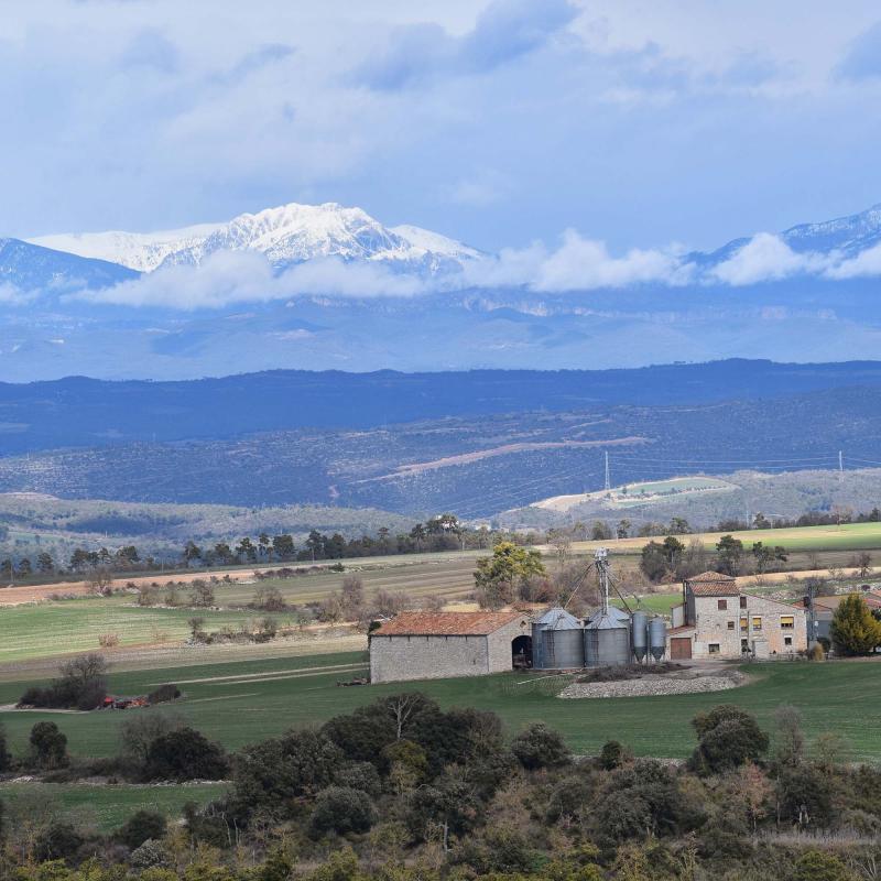 05.02.2017 El Pedraforca  Pujalt -  Ramon Sunyer