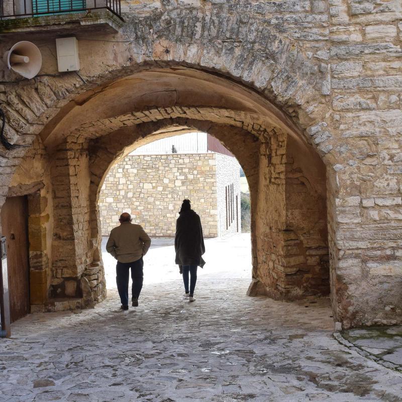 05.02.2017 Portal de Baix  Pujalt -  Ramon Sunyer