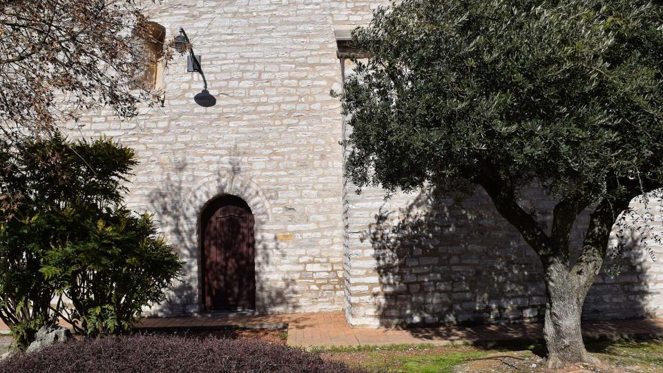 05.02.2017 Església de Sant Andreu  Pujalt -  Ramon Sunyer
