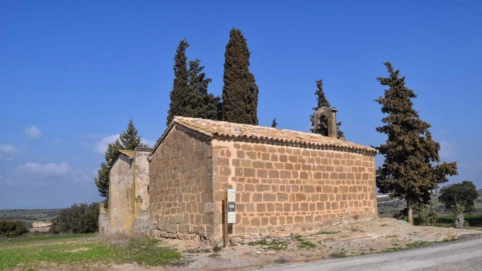 Chapel of Sant Vicenç de Mascó - Author Ramon Sunyer (2017)