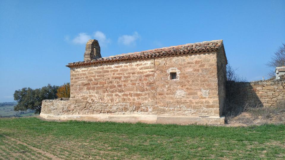 Ermita de  Sant Jaume - Autor Ramon Sunyer (2017)