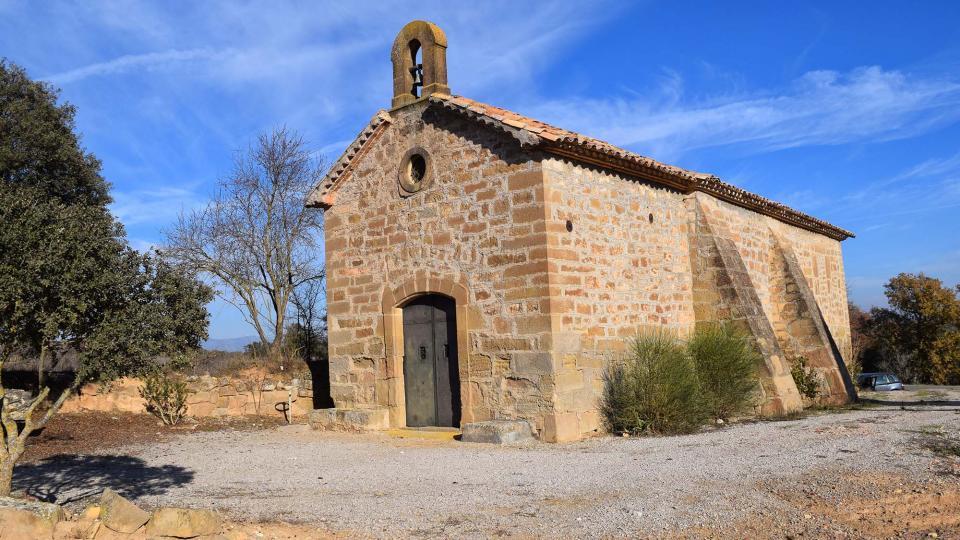 Ermita de Mare de Déu de la Soledad - Autor Ramon Sunyer (2016)