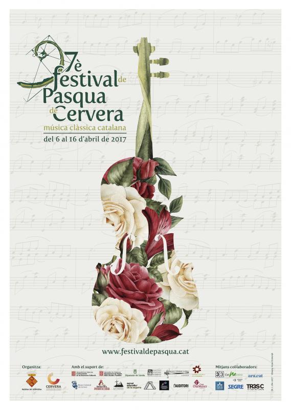 7è Festival de Pasqua de Cervera 2017