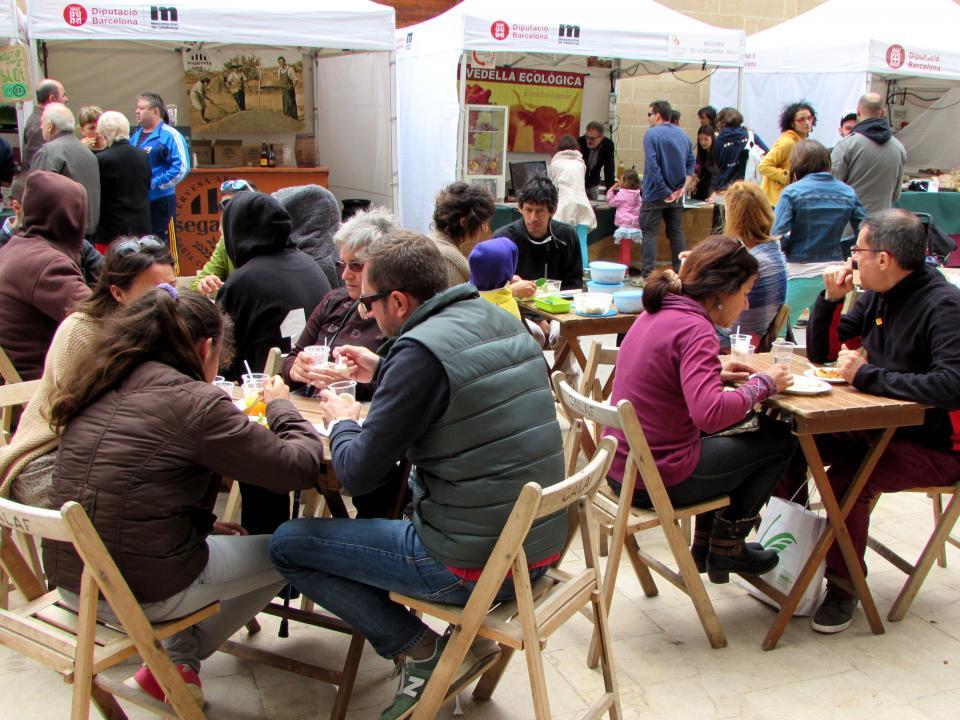 El 9 d'abril, segona EcoFira de Calaf amb una vintena d'activitats paral·leles, una desena de ponències i dos espais eco gastronòmics - Calaf