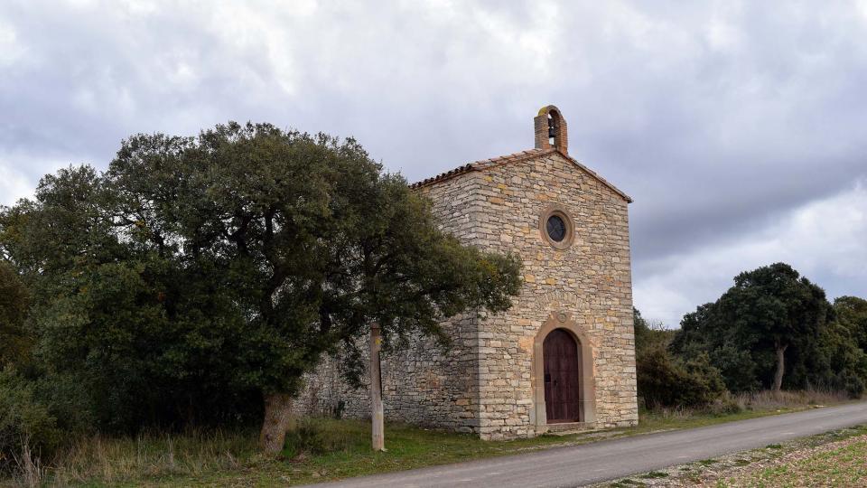 12.02.2017 Ermita de sant Salvador  Altadill -  Ramon Sunyer