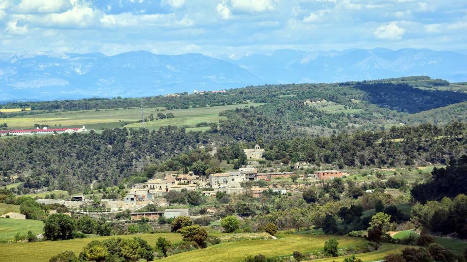 14.05.2017 Des d'Altadill  El Castell de Santa Maria -  Ramon Sunyer