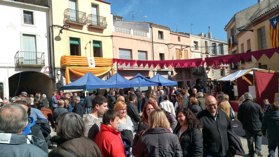 26.02.2017 Festa de la Caldera  Montmaneu -  Ramon Sunyer