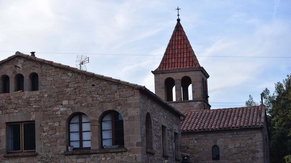 Church of Sant Andreu - Author Ramon Sunyer (2017)