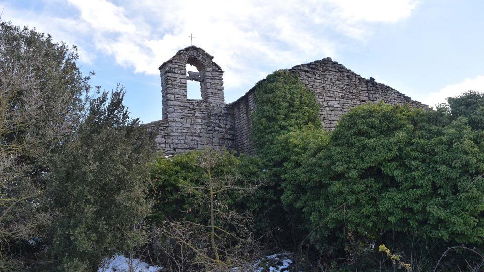 Ermita de Sant Joan de les Torres - Autor Ramon Sunyer (2017)