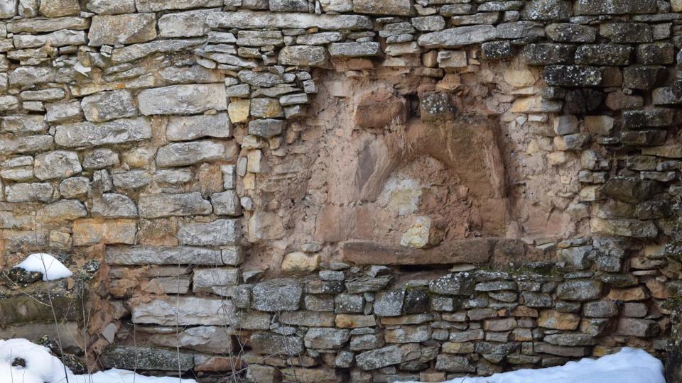 26.03.2017 Sant Joan de les Torres  Pujalt -  Ramon Sunyer