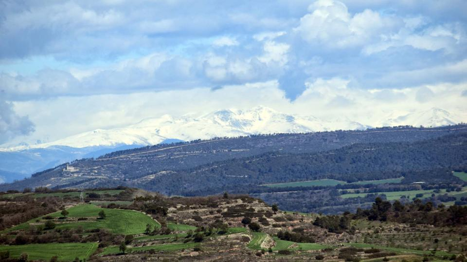 02.04.2017 pirineu  Segur -  Ramon Sunyer
