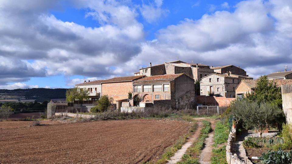 06.11.2016   La Pobla de Carivenys -  Ramon Sunyer