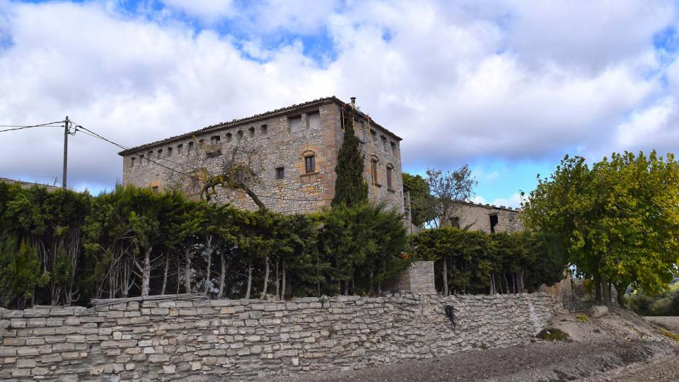 Bâtiment Casa dels Requesens