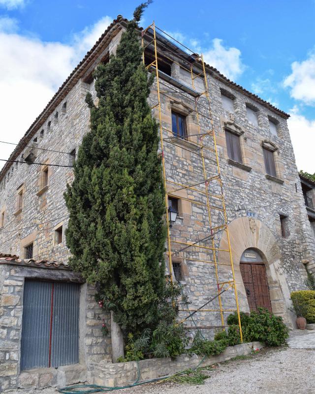 06.11.2016   Les Roques d'Aguiló -  Ramon Sunyer