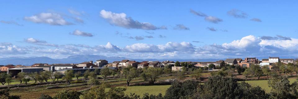 06.11.2016 panoramica  Sant Ramon -  Autor