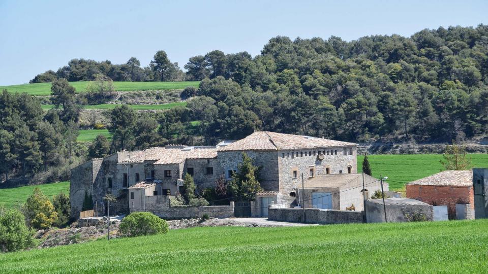 10.04.2017   Les Roques d'Aguiló -  Ramon Sunyer