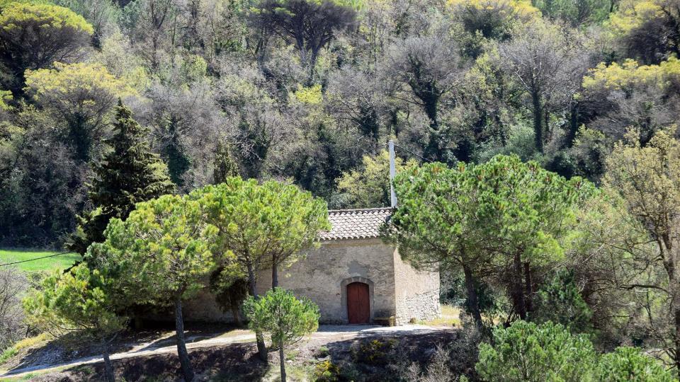 Chapelle Sant Vicenç