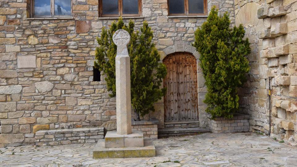 Croix de chemin camí de Forès