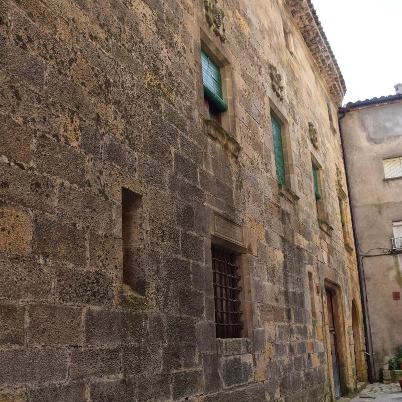 Castell de Cal Gallard - Autor Ramon Sunyer (2017)