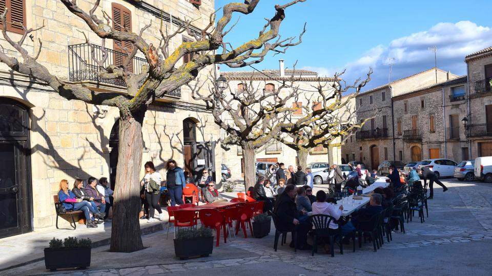 12.03.2017 Festa del mondongo  Passanant -  Ramon Sunyer