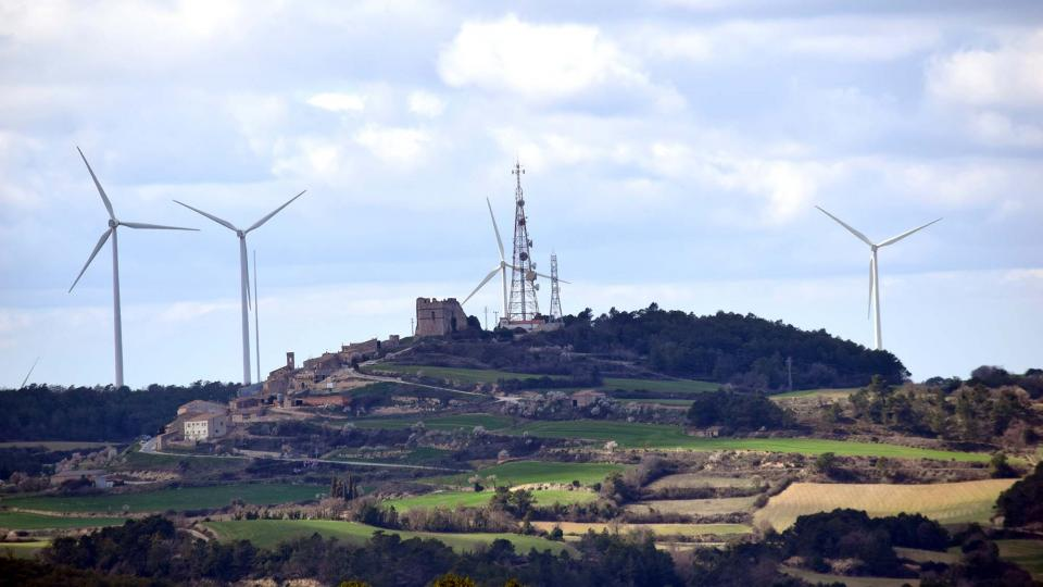 12.03.2017   Savallà del Comtat -  Ramon Sunyer