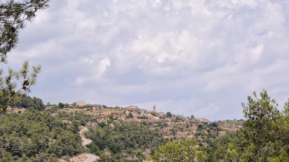 16.07.2017 vista  Passanant -  Ramon Sunyer