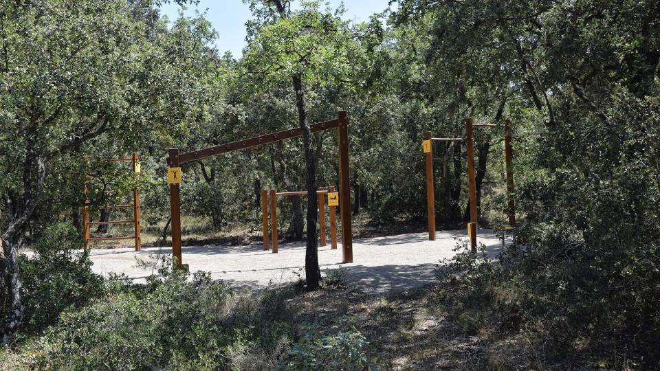 16.07.2017 Ruta Comalats saludable  La Sala de Comalats -  Ramon Sunyer