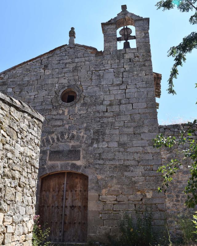 Església de la Nativitat de la Verge Maria - Autor Ramon Sunyer (2017)