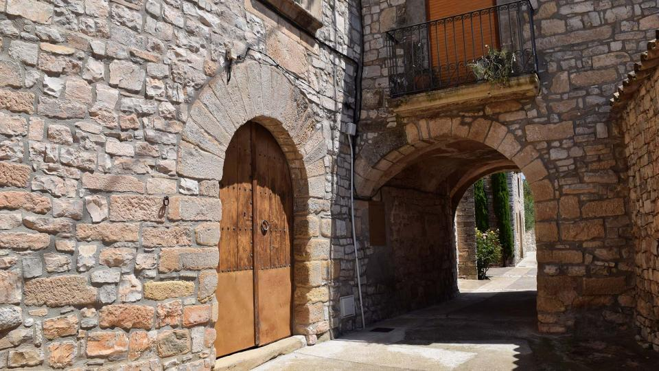 16.07.2017 portal  Glorieta -  Ramon Sunyer