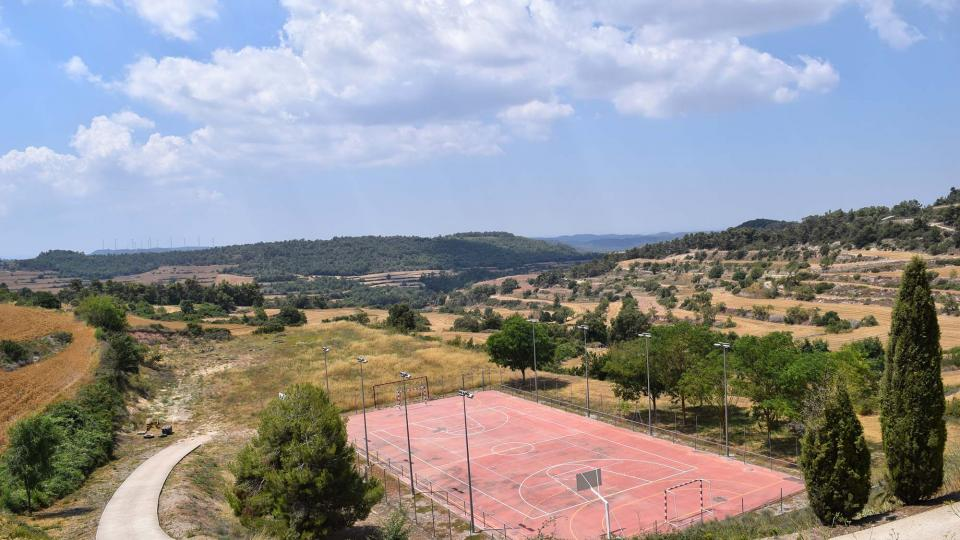 16.07.2017 zona esportiva  Belltall -  Ramon Sunyer