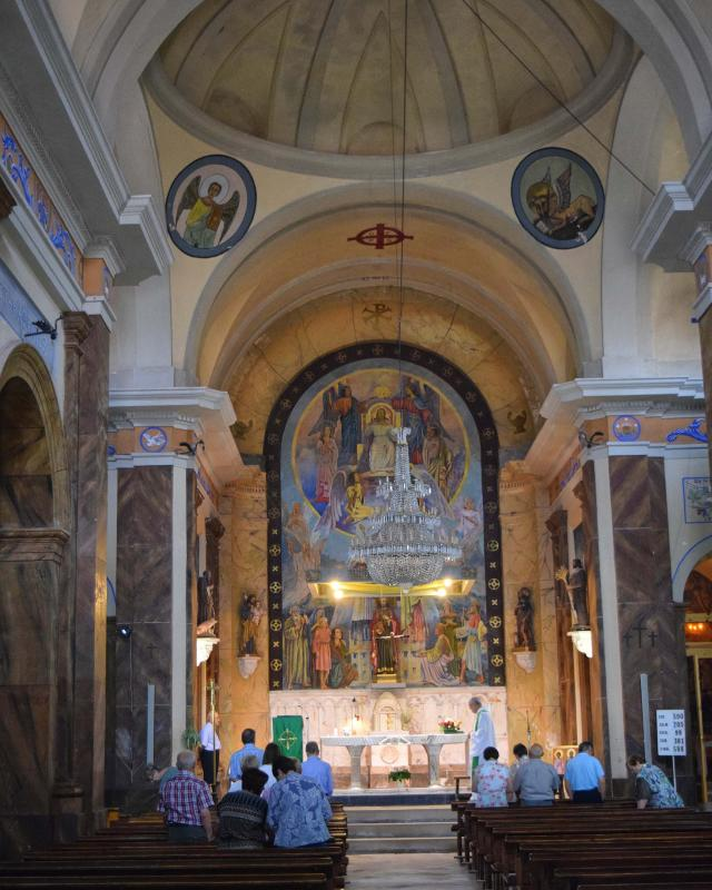 16.07.2017 Església de sant Pere  Belltall -  Ramon Sunyer
