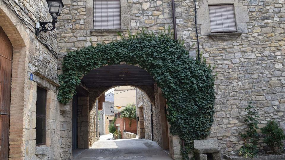 16.07.2017 portal  Belltall -  Ramon Sunyer