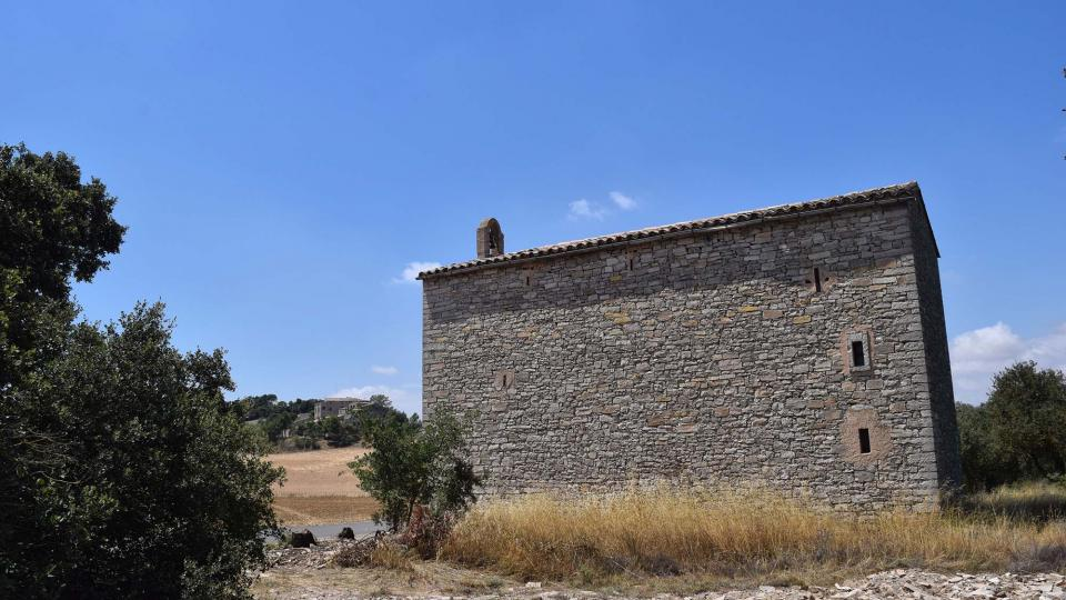 09.07.2017 Ermita de sant Salvador  Altadill -  Ramon Sunyer