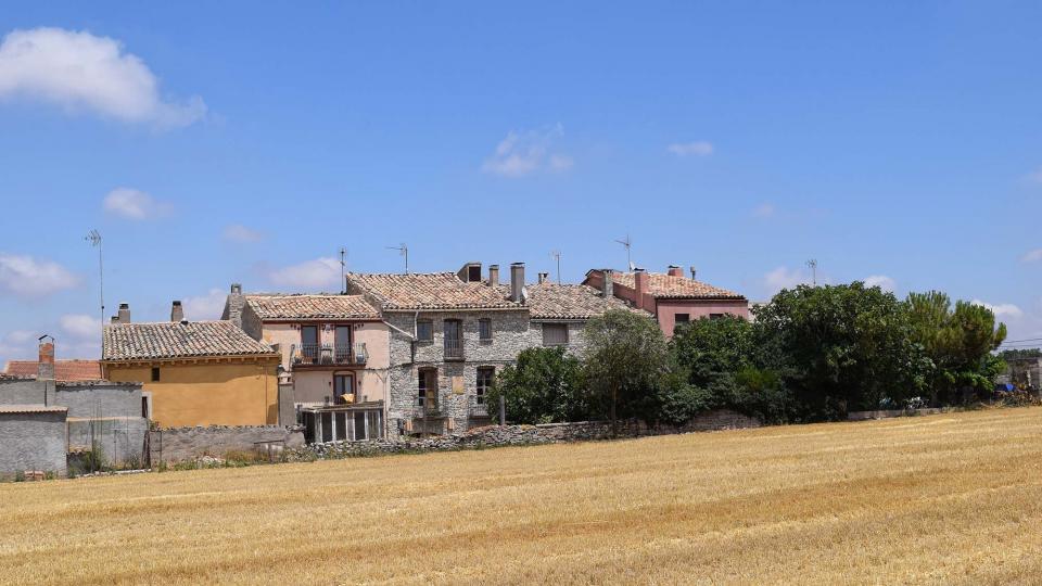 09.07.2017 poble  Sant Guim de la Rabassa -  Ramon Sunyer