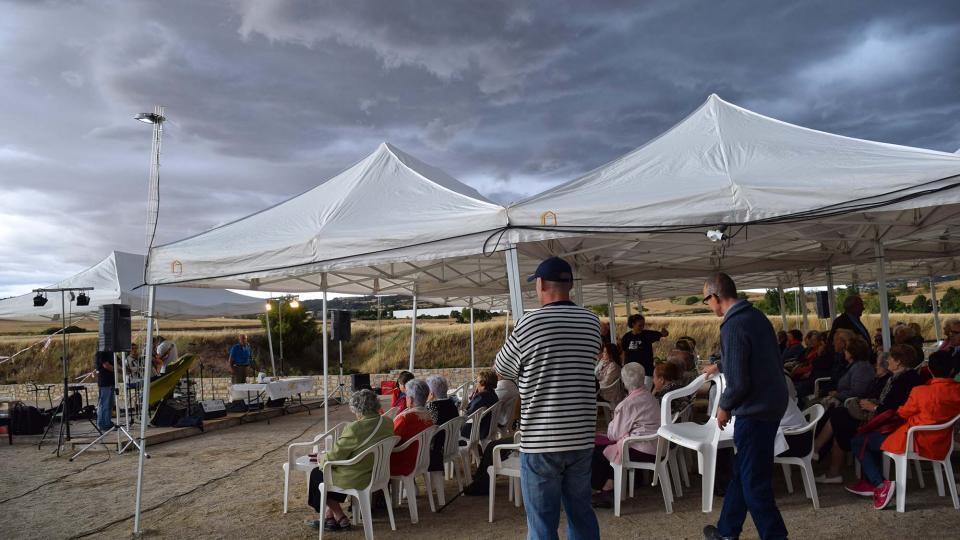 01.07.2017 Aplec de la capella de sant Magí  Santa Coloma de Queralt -  Ramon Sunyer