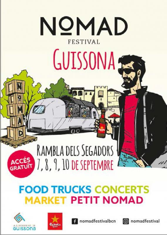 Nomad Festa Major de Guissona 2017 - Guissona