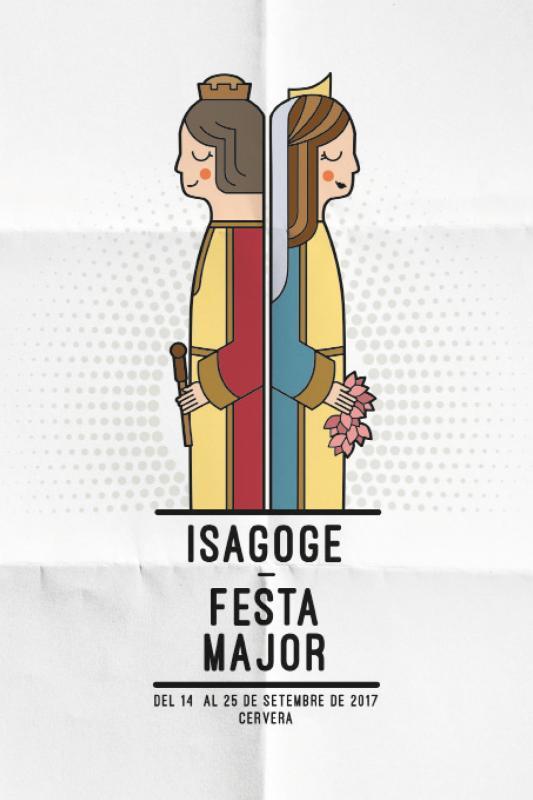 cartell 41a Setmana cultural Isagoge