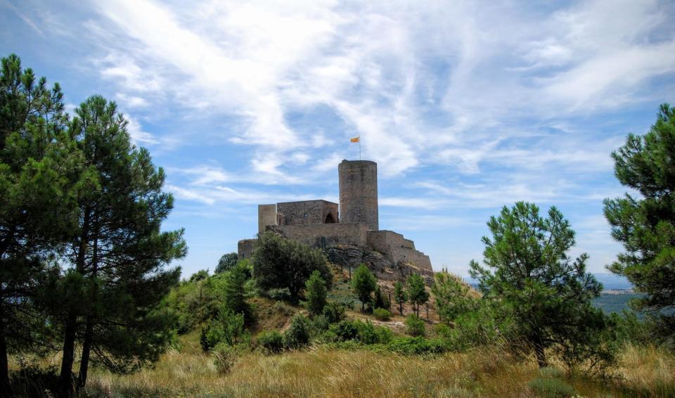 castell de Boixadors -