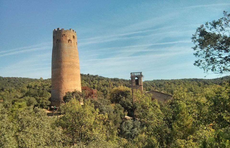 Torre de Vallferosa -