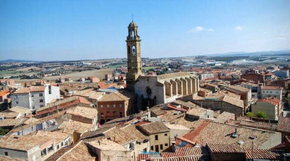 església de sant Jaume de Calaf -