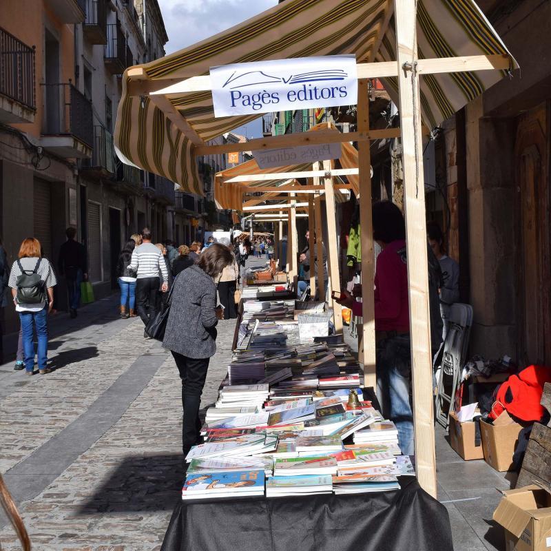 23.10.2016 1a Vila del Llibre  Cervera -  Ramon Sunyer