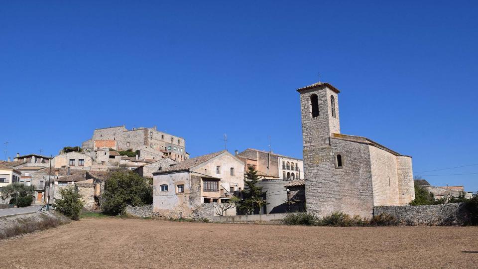 29.10.2017 Església de Sant Pere  Santa Fe -  Ramon Sunyer