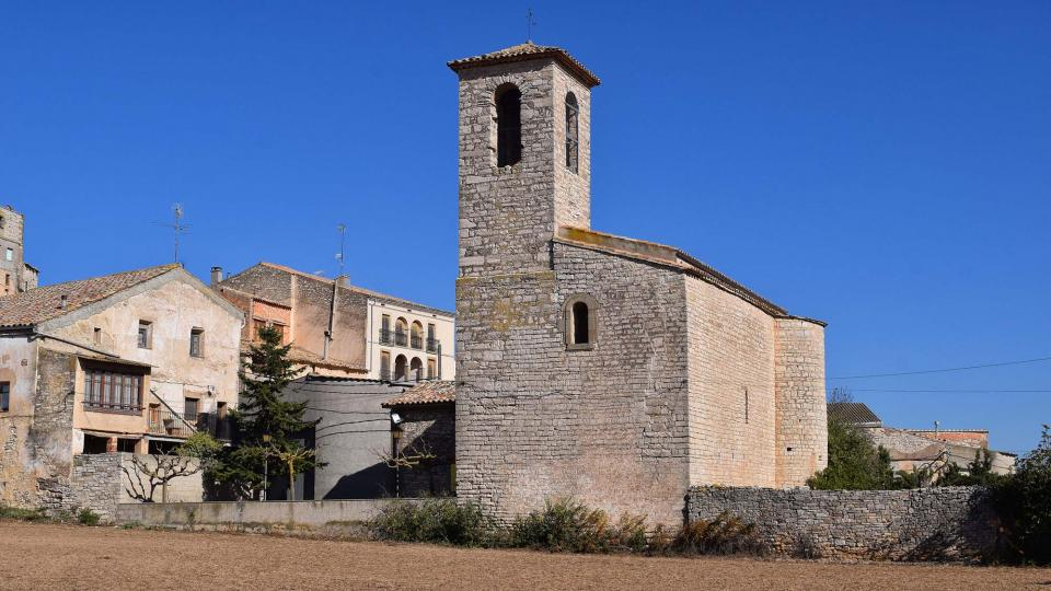 Church of Sant Pere - Author Ramon Sunyer (2017)