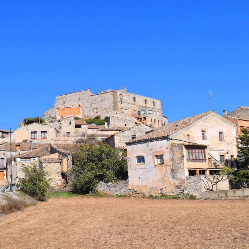 29.10.2017 Castell  Santa Fe -  Ramon Sunyer