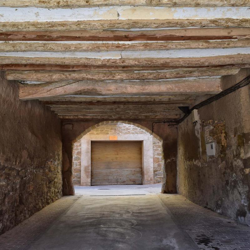 09.10.2017 portal  Sedó -  Ramon Sunyer