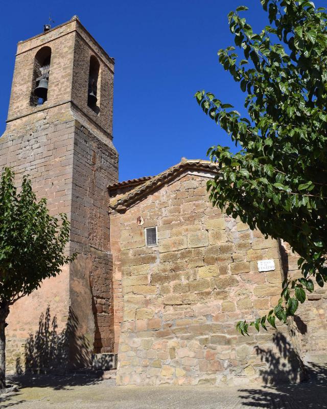 Église de Sant Donat - Auteur Ramon Sunyer (2017)