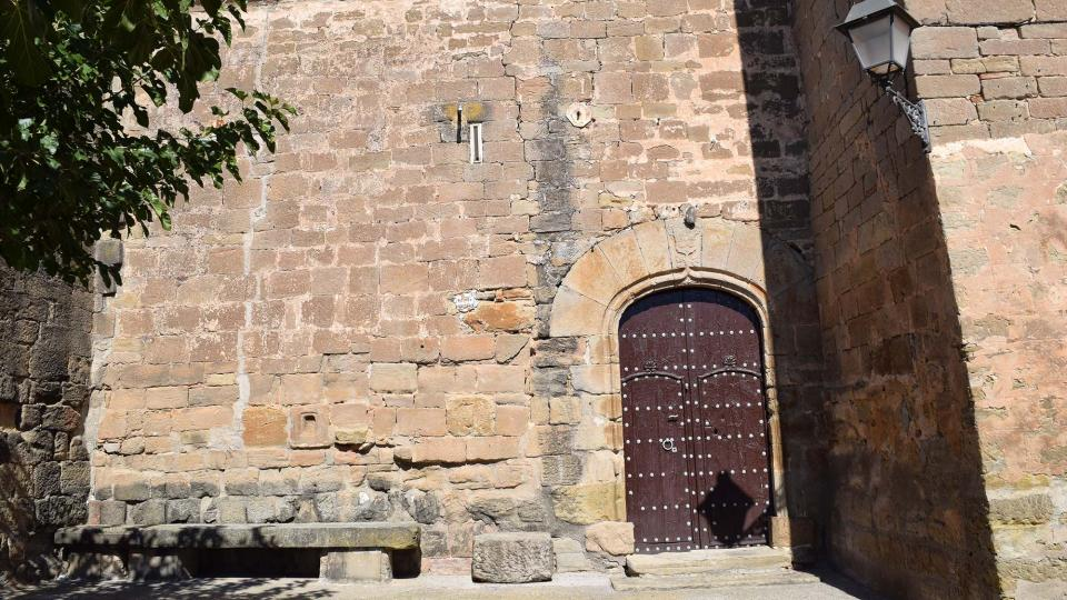 09.10.2017 Església de Sant Donat  Sedó -  Ramon Sunyer