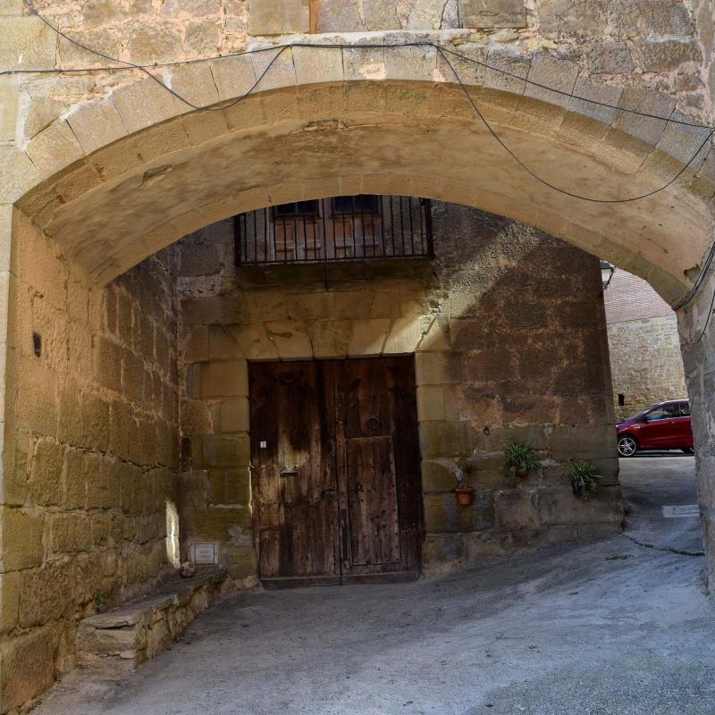 09.10.2017 portal  Riber -  Ramon Sunyer