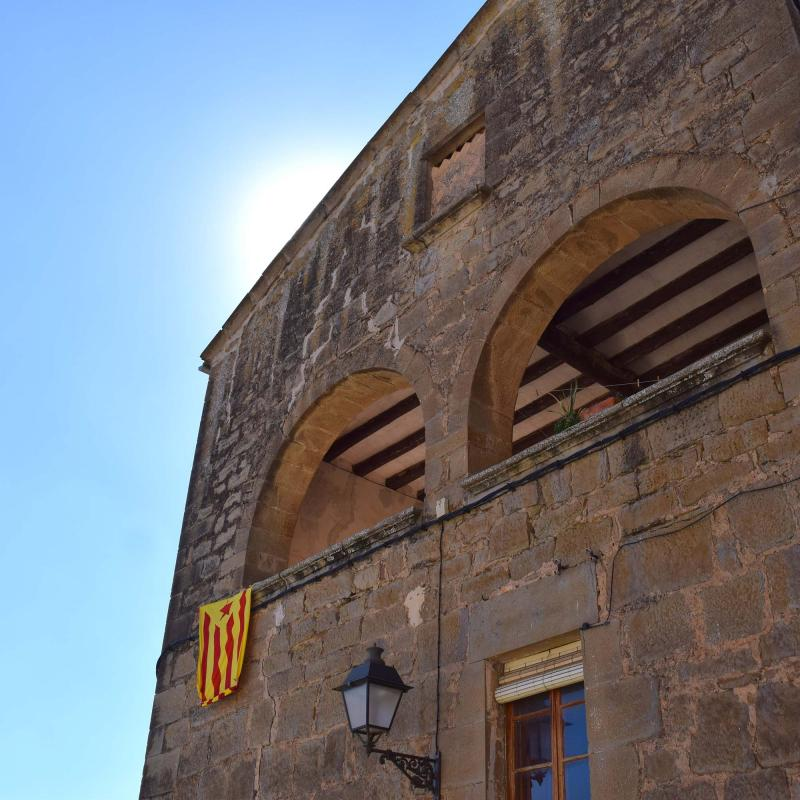 09.10.2017 Ca n'Alió o Casa Solsona  Riber -  Ramon Sunyer