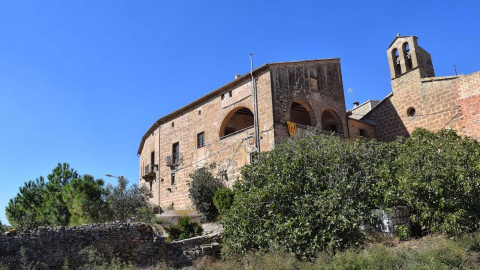 09.10.2017 Església de Santa Anna  Riber -  Ramon Sunyer